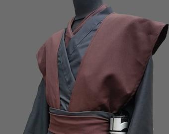 Jedi robe set - Star Wars inspired costume / cosplay - worlwide shipping - handmade in all sizes
