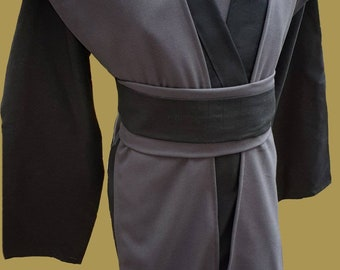 Jedi robe set inspired by Star Wars -Handade to order in all sizes.  Custom requests available and worldwide shipping