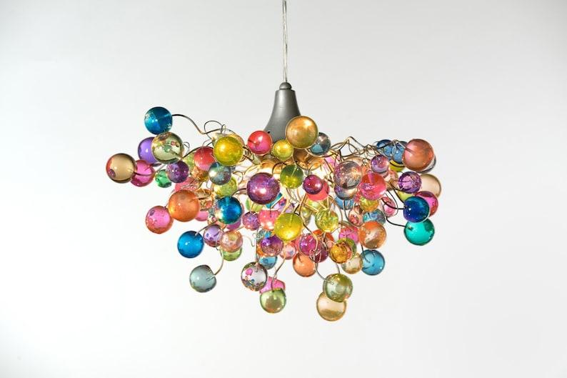 Lampadari Per Ragazze : Illuminazione lampadari illuminazione soffitto lampadario etsy