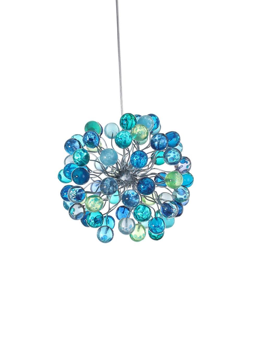Anhänger Beleuchtung Blasen Licht Blaulicht mit Meer Farbe