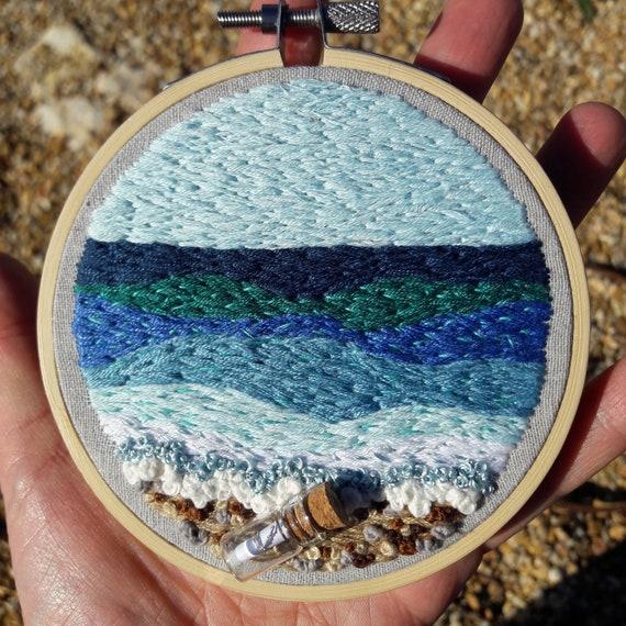 Seascape Hoop