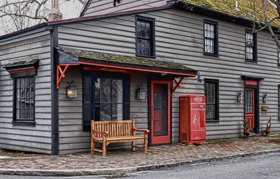 Old Time General Store New Hope Pa Bucks County Country Etsy