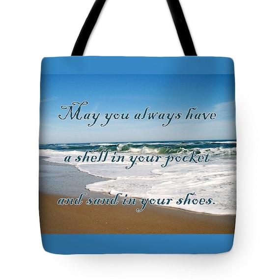 Ocean City NJ Tote Bag Beach Bag Shoulder Bag Carryall Bag