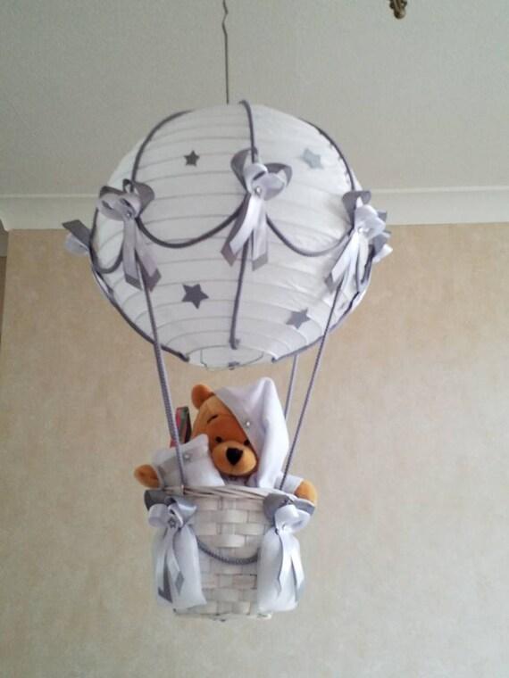 Winnie Lourson Hot Air Balloon Nursery, Hot Air Balloon Lampshade