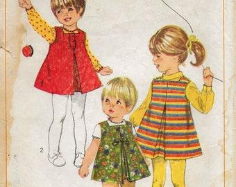 1977 Disco Era Sundress or Evening Dress Vintage Pattern, Simplicity 8546, Plus Size, Jumper, Maxi Square Neck Straps Flared Skirt, Tie Belt