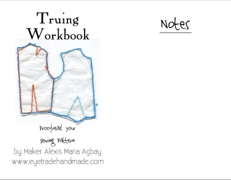 Truing Workbook DIGITAL FILE image 0