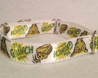 """1"""" Martingale or Buckle - Grinch"""