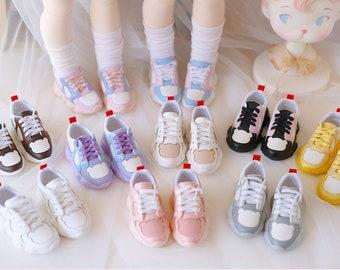 Bear sneaker for BJD SD / Smart doll / msd / yosd iplehouse sid eid minifee active line sports shoe