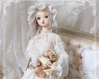 Sweet dream in various color dress set for SD  Rosenlied holiday  MSD  Blythe  girl