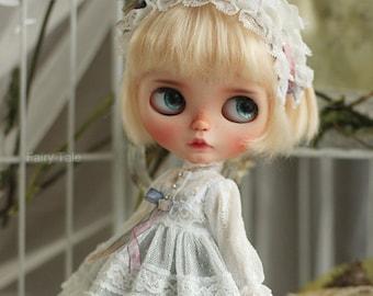 May flower, Dress set for Blythe / Pullip / YOSD