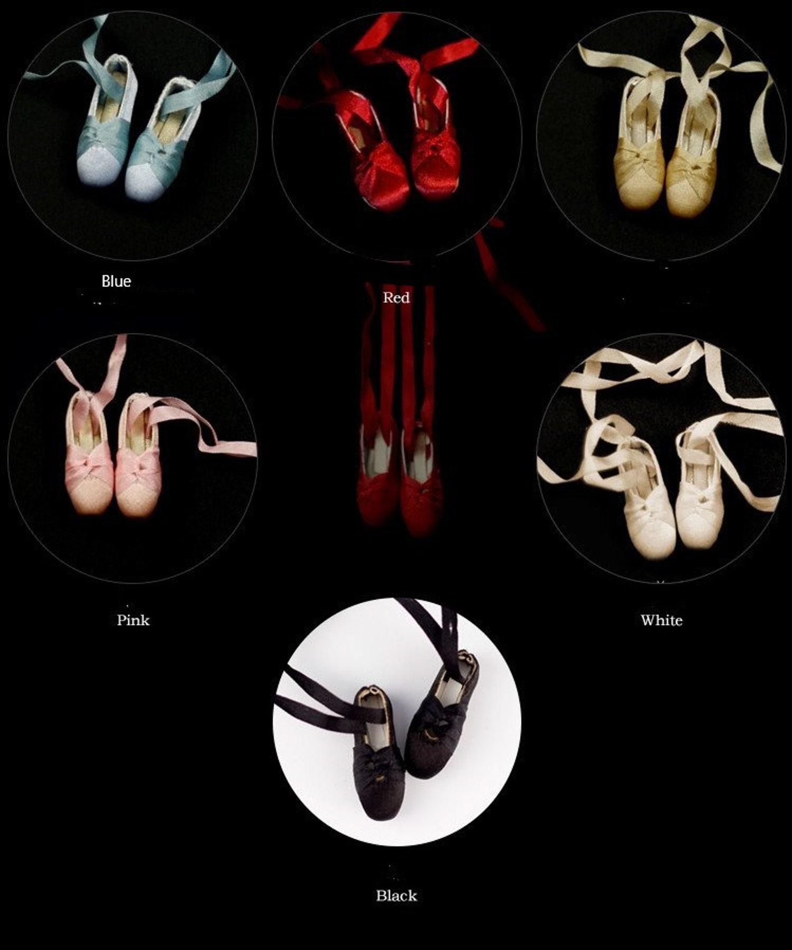 ballet shoe for middle blythe / obitsu 11