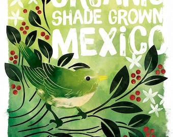 Shade Grown Mexico