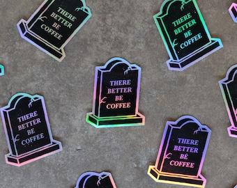 Epitaph - Die Cut Sticker