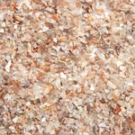 Colored Moonstone Healing Crystal Chips, Crushed Rough Tiny Peach Gemstone, New Age Intuition Stone, 3 Ounces Raw Rocks