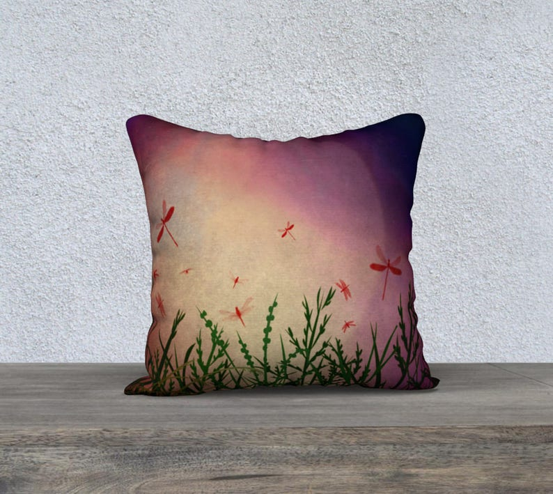Twilight pillow | Etsy