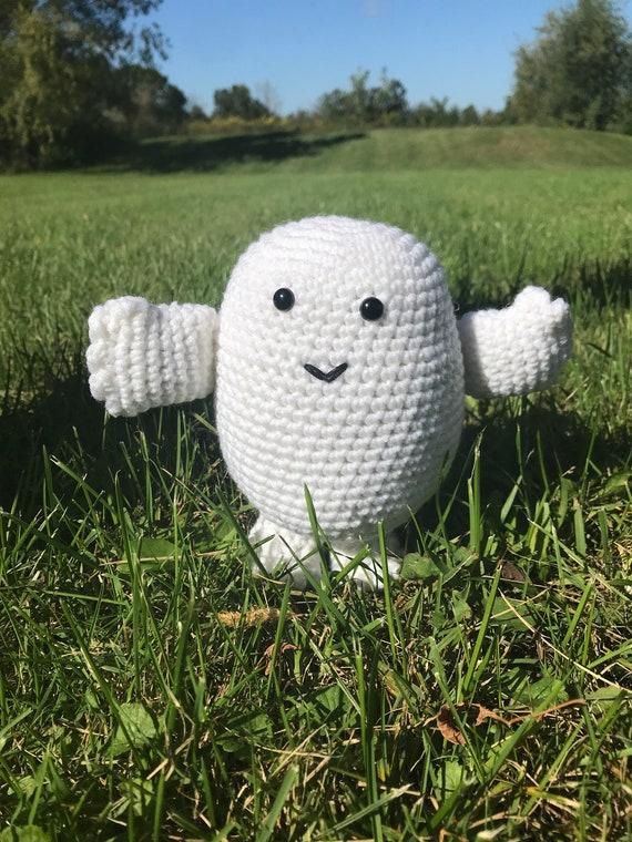 Crochet Doctor Who Adipose Etsy