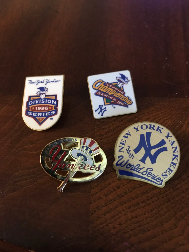 Four Game pins