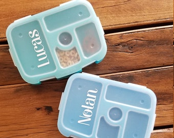 Personalised Lunch Box Oz Labels