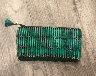 Support OneMama/'s Nonprofit Birthing Clinic Money-Maker Coin Pouch