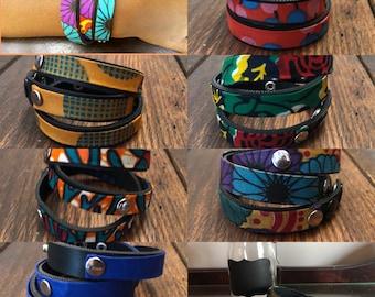 Recycled Tire bracelet from Uganda Africa