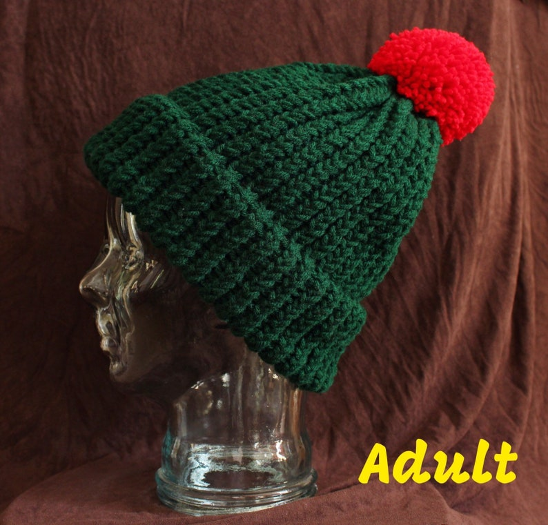 Peter Pan INSPIRED Knit Hat