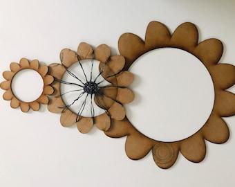 Flower weaving loom (S, M, L)