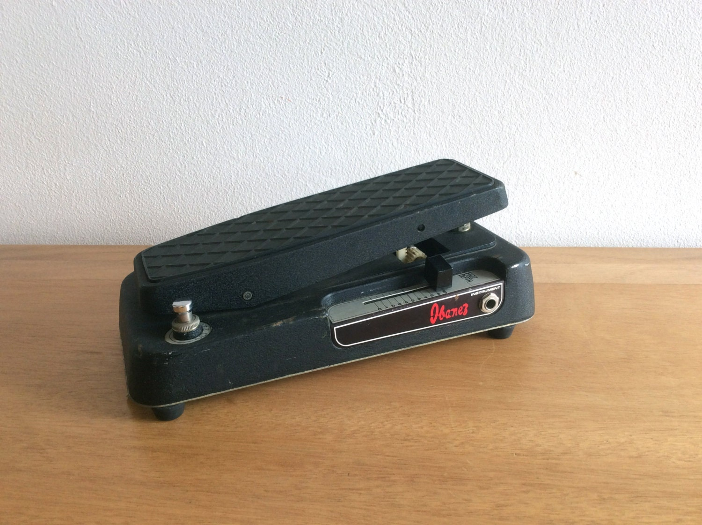 Vintage und seltenen Ibanez Double Sound Fuzz Wah-pedal