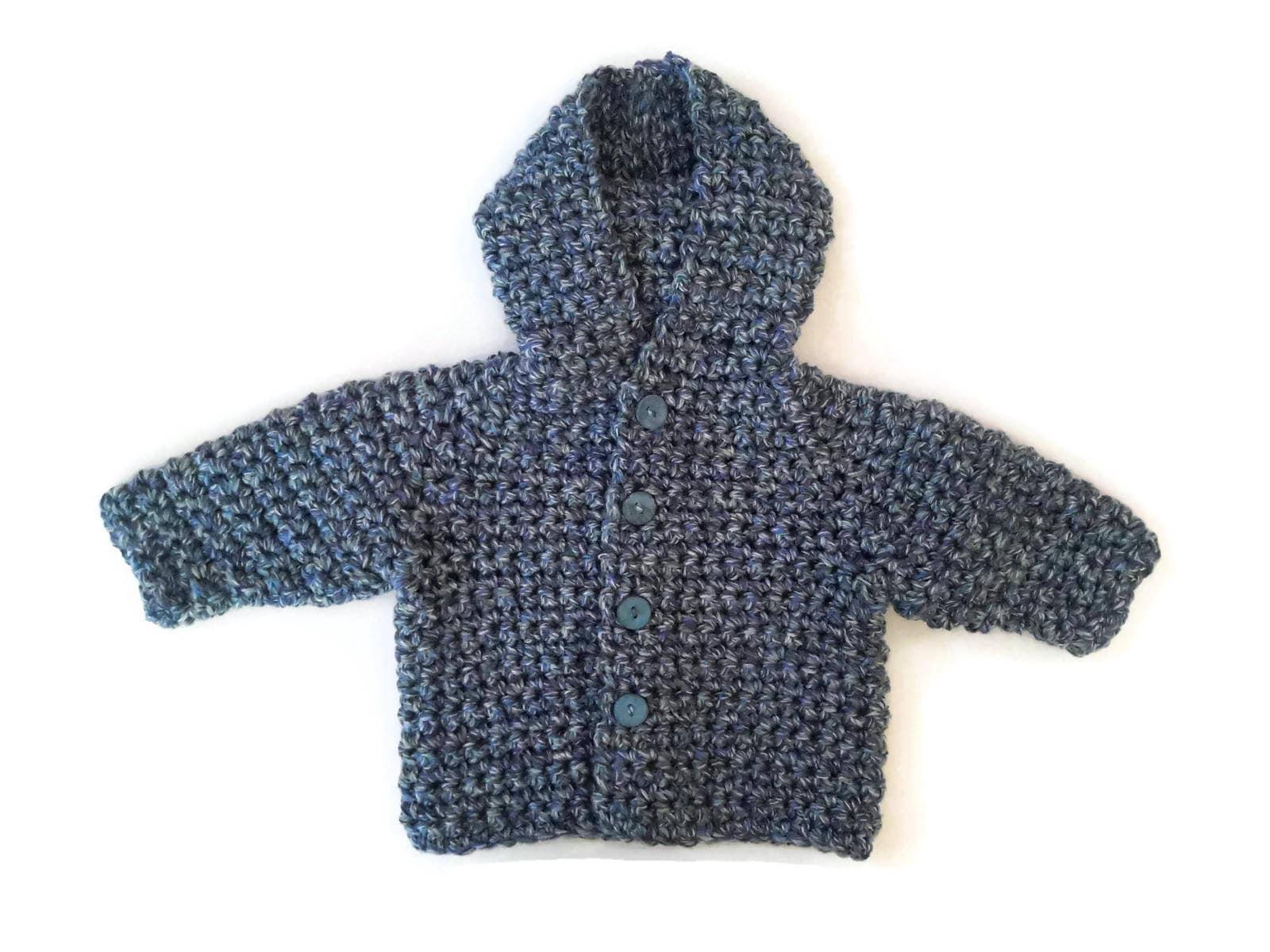 Baby boy/'s cardigan,baby boy/'s jacket,blue cardigan,blue jacket,shawl collar,brown white blue cardigan,brown white blue jacket,babywear