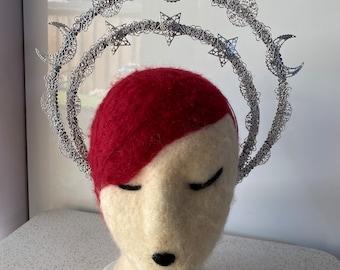 Celestial Filigree Halo Crown