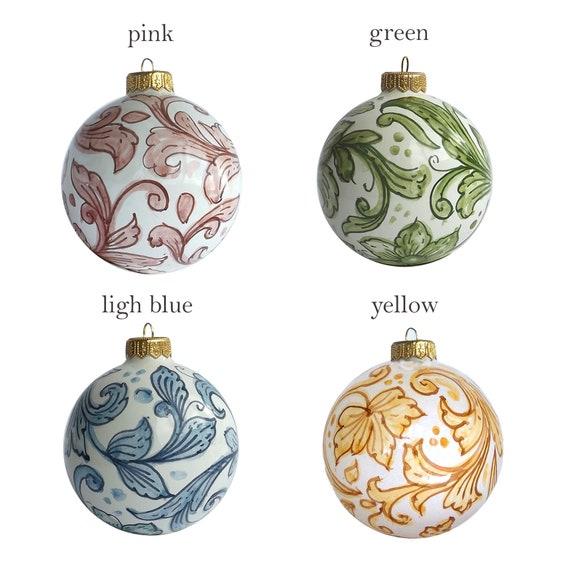Holiday decor-Pallina per albero di Natale-decorazioni natlizie per albero ,decoro barocco