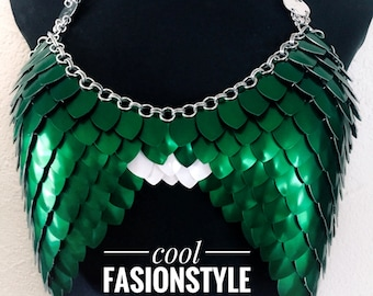 Wing Poison Ivy 'Eagle' - Cool FASHIONSTYLE in metal