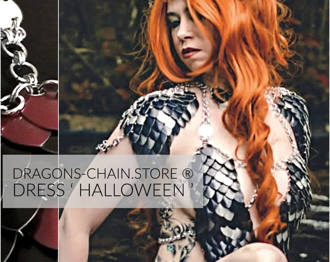 Featured listing image: Dress dragon costume 'Halloween I'