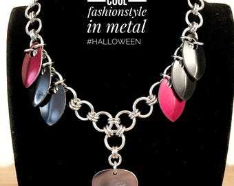 Kette #Halloween I - Cool FASHIONSTYLE in metal