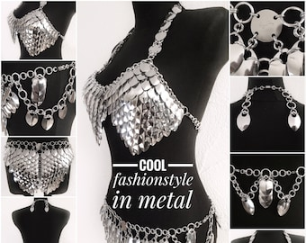 SchuSchu - Cool FASHIONSTYLE in metal