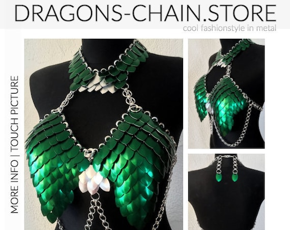 Poison Ivy 'Eagle' - Dragons Chain®