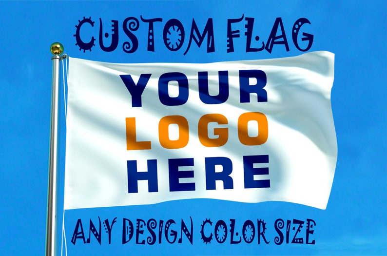 CUSTOM FLAG MAKER   Custom Flags made to order size 3ftX5ft or any other  size   wholesale custom flags   buy giant flag   giant custom flags