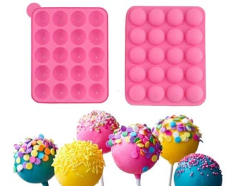 DuoYo 9-Cavity Germany Madeleine Shell Silicone Cake Portion Mould DIY Baking Molds Soap Mold