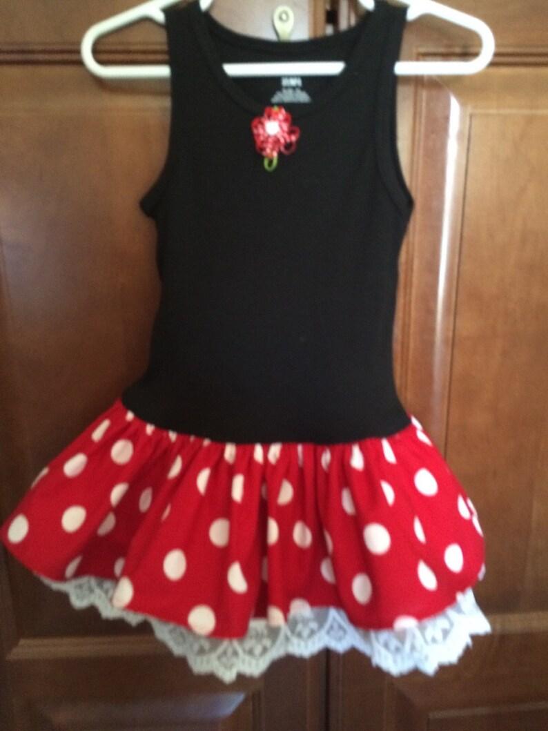Minnie Mouse Play Dress