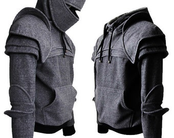 Original Awesome Knight Hoodie by iamknight on Etsy