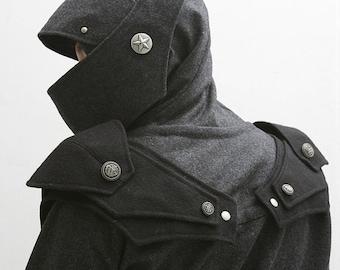 58cb35b6f53d hoodie men gift for him cosplay knight medieval clothing Hoodies    Sweatshirts Men s Clothing sweatshirt Alexander armored Knight Hoodie