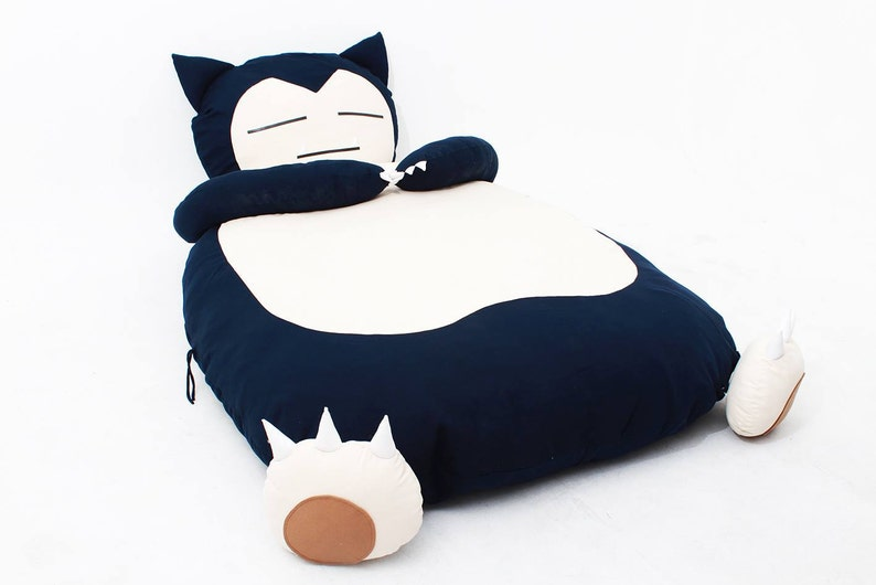 Snorlax bed image 0