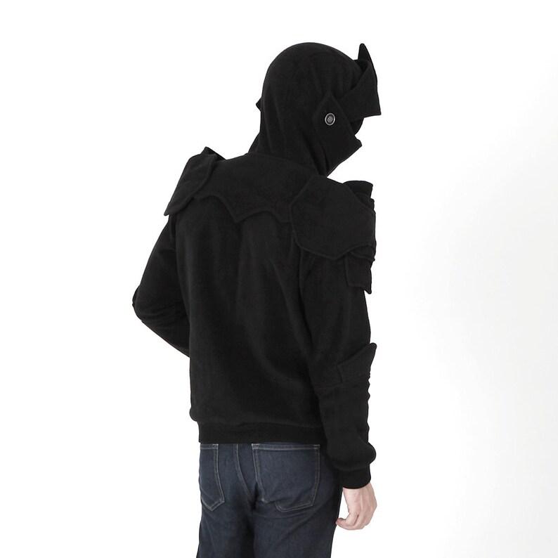 f53f6b41ecbe Knight hoodie hoodie men sweatshirt zip up hoodie mens