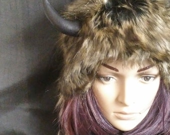c9d75aeadbf Buffalo headdress