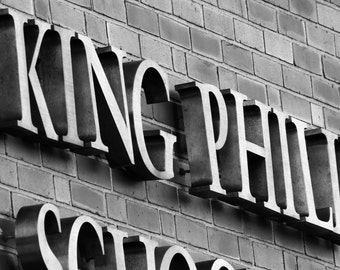King Philip Middle School West Hartford CT