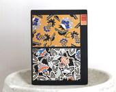 Christian Stoll Art Deco Pochoir Print Germany c. 1915 9 1/2 x 12 1/2 inches