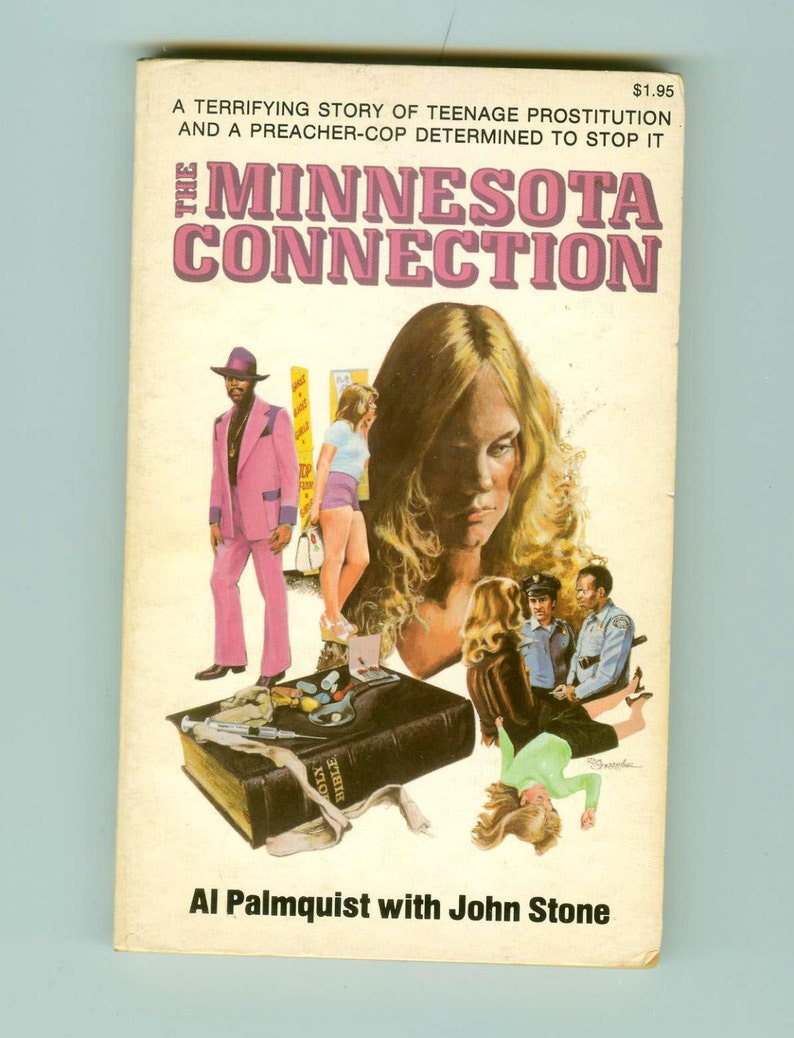 The Minnesota Connection by Al Palmquist with John Stone image 0