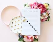 Amazing Ideas- Lined Notepad