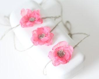 Newborn headband -  Props headband - Baby girl headband - Newborn hair - Newborn baby girl - Props headband - Newborn flower-Flower headband