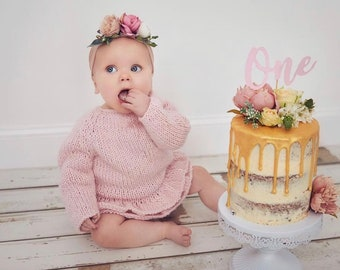 Sitter baby flower -  Props headband - Baby girl headband - Newborn hair - Newborn baby girl - Props headband - Newborn headband - Toddler