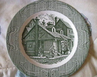 """The Old Curiosity Shop Collector Plate  10"""" CL9-44"""